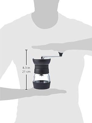 Hario Ceramic Coffee Mill Skerton from Hario