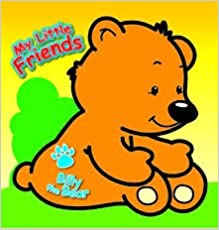 Buy My Little Friends Billy The Bear Book Online At Low Prices