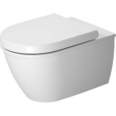 Darling New Round Toilet