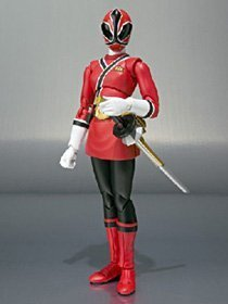Shinken Red S.H.Figurarts ION Exclusive
