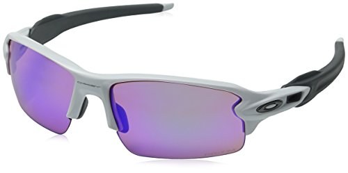 Oakley Men s Flak 2.0 Non-Polarized Iridium Rectangular
