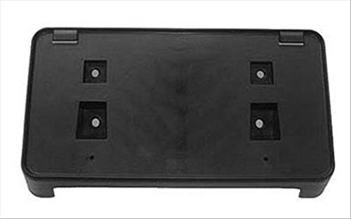 Partslink Number CH1068111 Multiple Manufacturers OE Replacement Dodge Pickup Front Bumper License Bracket