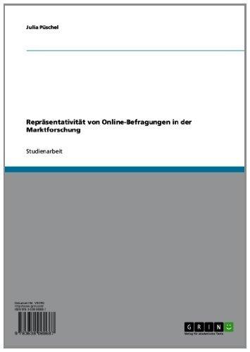 Online Marktforschung (German Edition)