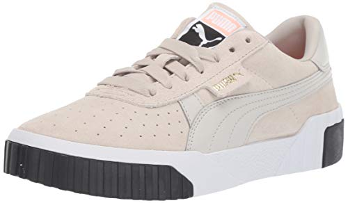 PUMA Women's CALI Sneaker Silver Gray, 10.5 M US