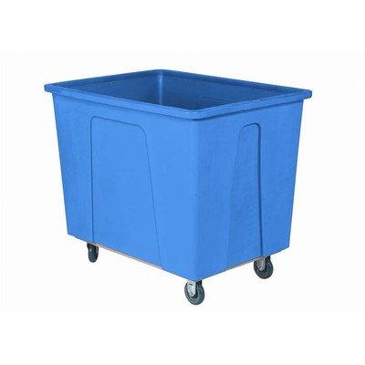 Wesco Industrial Products 272514 96 Gallon 12 Bushels Plastic Box Truck, 5