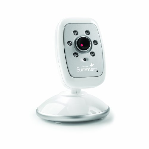 Summer Infant Extra Camera for Clear Sight and Clear Sight Duo Digital Color Video Baby Monitors (29040, 29260)