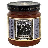 Desert Pepper Divino Mild Salsa 16 Oz (Pack of 6)