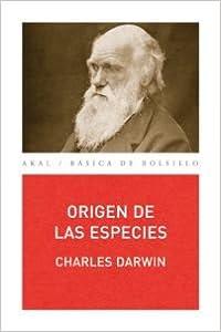 Origen De Las Especies por Akal epub
