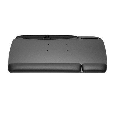 WorkRite UB-485-25 Combo Split-Pad 27 Ultra-Thin Keyboard Tray -