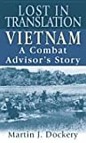 Book cover for Lost in Translation: Vietnam: A Combat Advisor's Story Lost in Translation