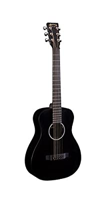 Martin X Series 2015 LX Little Martin Acoustic Guitar Black
