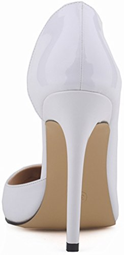 5 Blanc Find Compensées Sandales Nice 36 Blanc Femme Snn0PFXaq