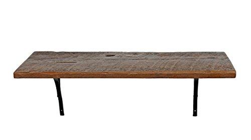 Reclaimed, Wood Shelf, Pine, 36