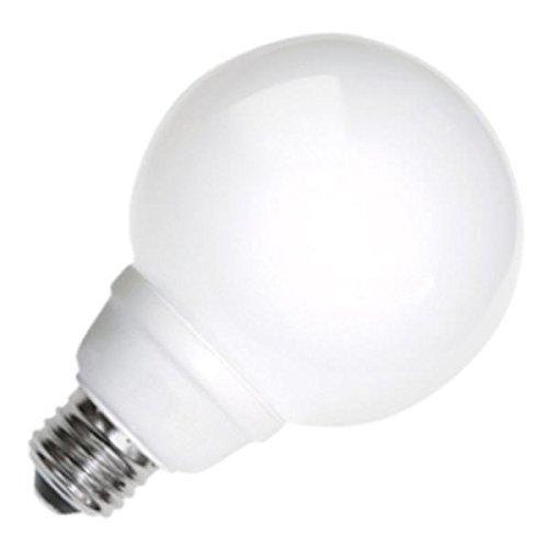 TCP 8G3008F Cold Cathode Decorative G30 - 40 Watt eq. (only 8w used) Soft White (2700K) Medium Base Frosted Globe Light Bulb (300 Lumens)