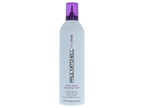 Price comparison product image Paul Mitchell Medium Style Hold Sculpting Unisex Foam, 16.9 Ounce