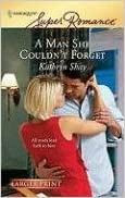 Book A Man She Couldn't Forget (Harlequin Large Print Super Romance)