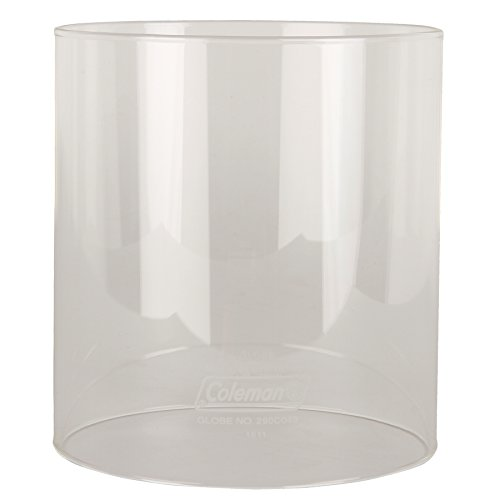 Coleman Exponent Replacement Clear Globe (Globe Lanterns Glass)