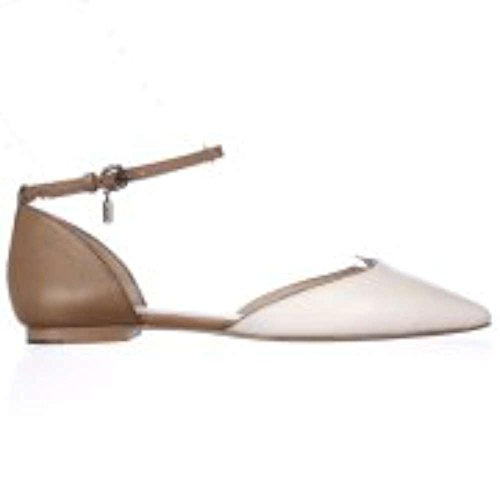Allenatore Donna Seline Lux Snake / Stuoia Polpaccio Sandali Con Cinturino Alla Caviglia Casual In Gesso / Noce