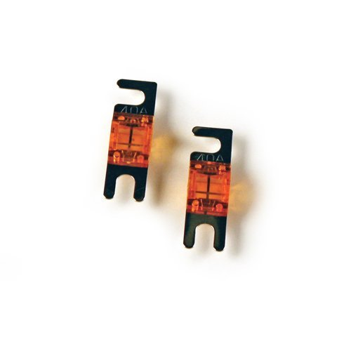 Kicker 09AFS80 80 Amp ROHS Compliant AFS Fuse - Package of 2 - Kicker Fuse