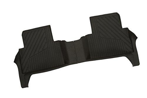 GM Accessories 23381376 Rear Vinyl Floor Mats in Black