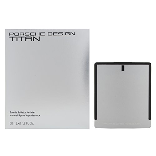 Porsche Design Titan Men's 1.7-ounce Eau de Toilette Spray