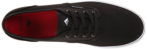 Scarpe da Wino Emerica Skate da Cruiser Black Uomo Nero White 976 7XxxF1