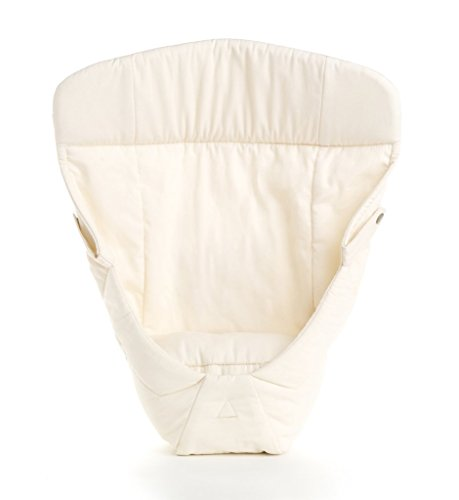 Ergobaby Infant Insert - Easy Snug Infant Insert - Original Natural