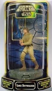 - Japan Import Star Wars Epic Force figures Bespin Luke Skywalker