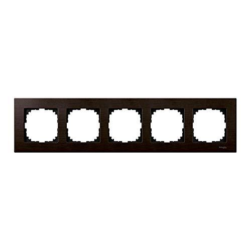 Schneider Elec ppm–PME 5140–Frame 5Element Elegance Wengue