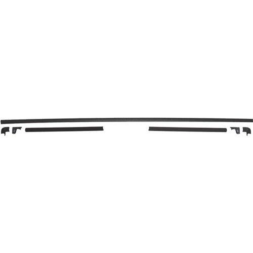 Trim Parts 4171 1964-1965 Chevelle 2-Door Hardtop Rear Window Trim, 7 Pieces ()