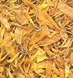Calendula Petals, Dried Herb, 1 Oz 100% Natural No Additives