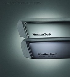 WeatherTech 72562 Front and Rear Side Window Deflector - 4 Piece