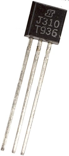 J310 FET N-Channel VHF/UHF RF Transistor 25V (Price is for 200 - Rf Transistor