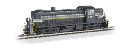 Bachmann ALCO RS-3 NYC #8295 DCC Equipped Diesel Locomotive, used for sale  Delivered anywhere in USA