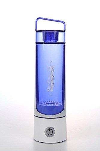 Amazoncom IONPOLIS H PORTABLE HYDROGEN ALKALINE WATER BOTTLE - Alkaline water bottle