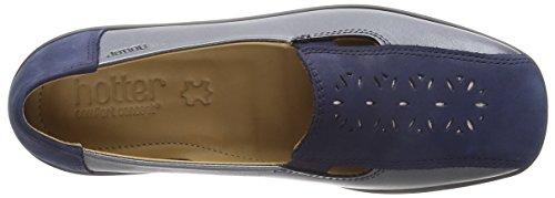 Navy Women's Blue Multi Toe Heels 99 Hotter Closed Calypso YwnvT616