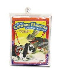Comfort Harness With Stretchy Leash