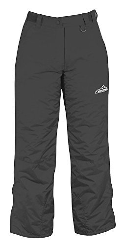 Xxl Snowboard Pants - WhiteStorm Elite Women's Cargo Snowboard Pants (XXL, Black)