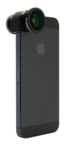 olloclip original 3-in-1 Lens iPhone 5/5s/SE Black