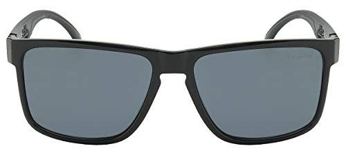 sol de Gafas MORMAII Monterey polarizado negro 1FwZqE