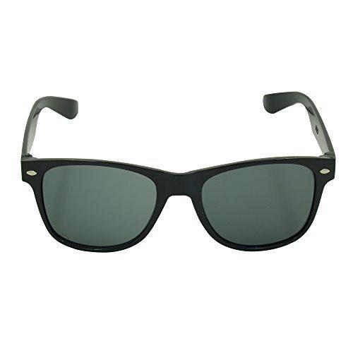 Plastic Black Nomad Sunglasses (Qty. 12)