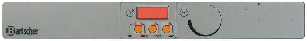 Bartscher Tastaturfolie f/ür Salamander Breite 67mm L/änge 547mm