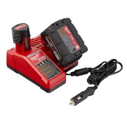 M18 & M12 Vehicle Charger, new by Milwaukee Electric Tools