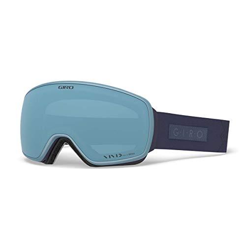 Giro Eave Womens Snow Goggles Midnight Velvet - Vivid Royal/Vivid Infrared]()