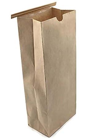 Amazon.com: NEWPAK – 250 bolsas de atar de lata natural ...