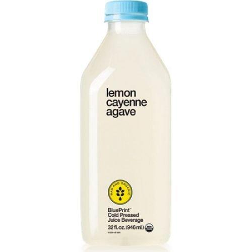 Amazon blueprint organic lemon cayenne agave juice 32 fluid amazon blueprint organic lemon cayenne agave juice 32 fluid ounce 6 per case grocery gourmet food malvernweather Choice Image