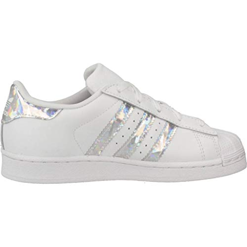 White De Niños Zapatillas ftwr Gimnasia Superstar Adidas ftwr C White Unisex Blanco qUFzntw