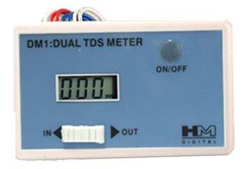 Crucial Element Aqua Fx dual in line TDS meter