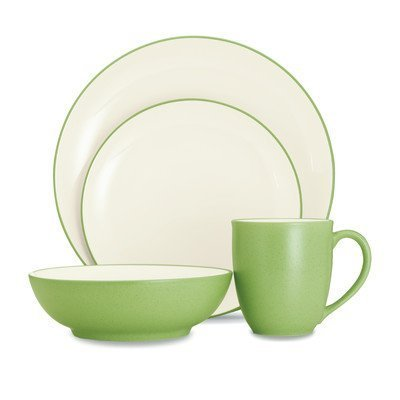 Apple Coupe - Noritake Colorwave Apple Coupe 4 Piece Place Setting by Noritake
