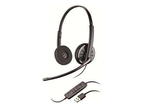 Plantronics Supra Noise Canceling Headset - 9